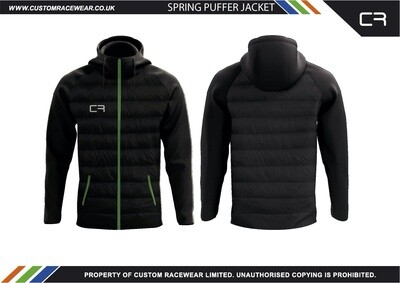 CR Spring Puffer Jacket (minimum quantity order of 5)
