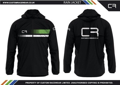 CR Rain Jacket (minimum quantity order of 5)