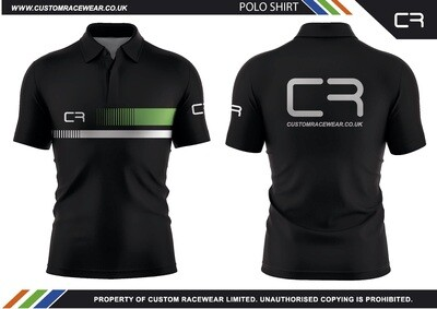 CR Polo Shirt (minimum quantity order of 5)