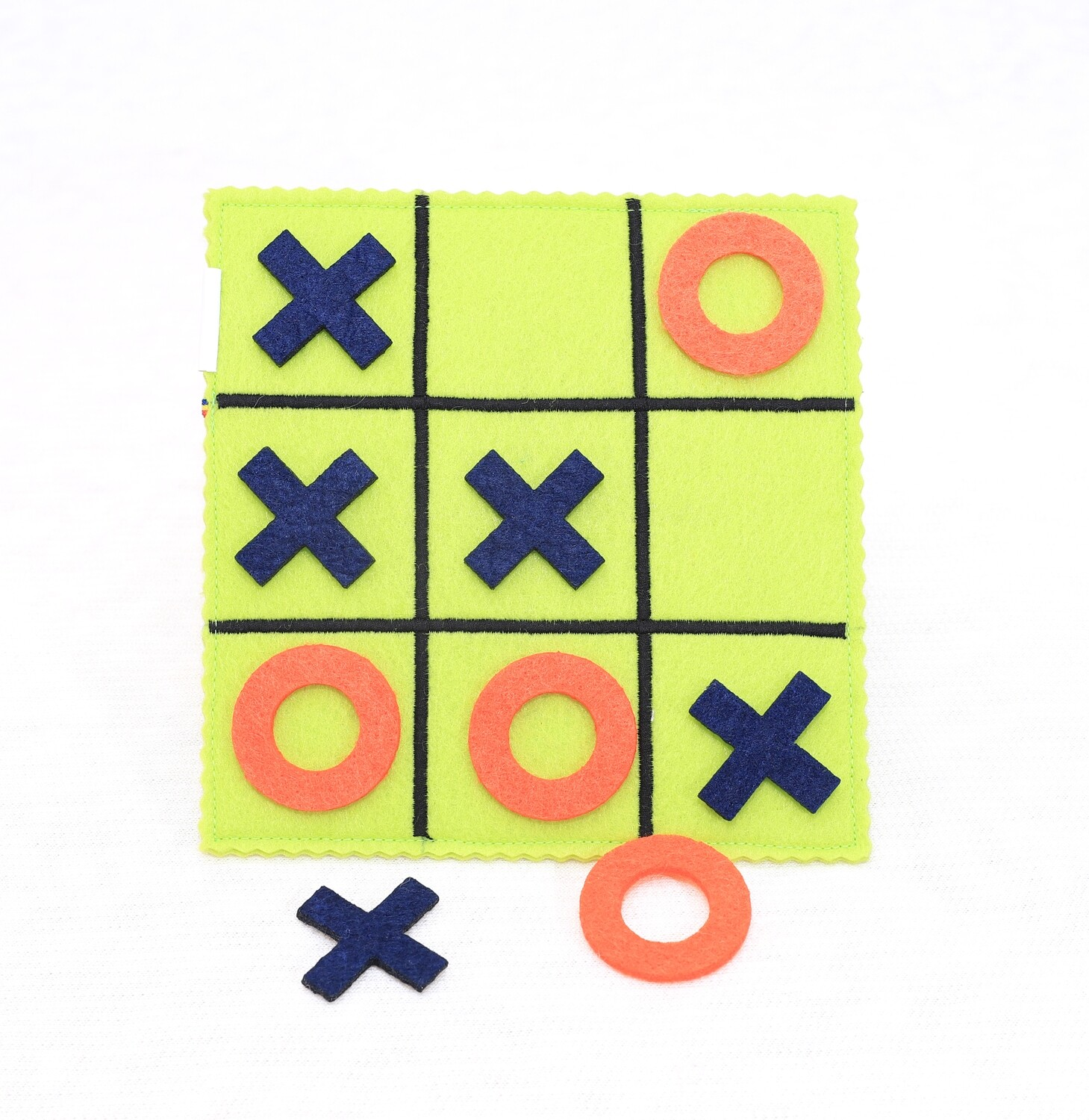 Tic Tac Toe Game Handmade Toy by Tantino