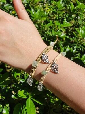 Friendship Macrame Bracelets (pair)