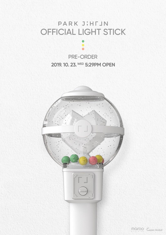 Park Ji Hoon Official Light Stick