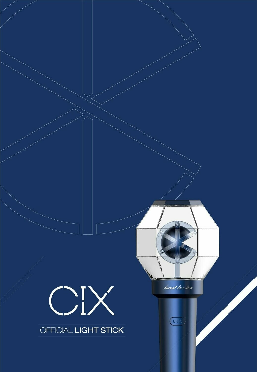CIX Official Light Stick