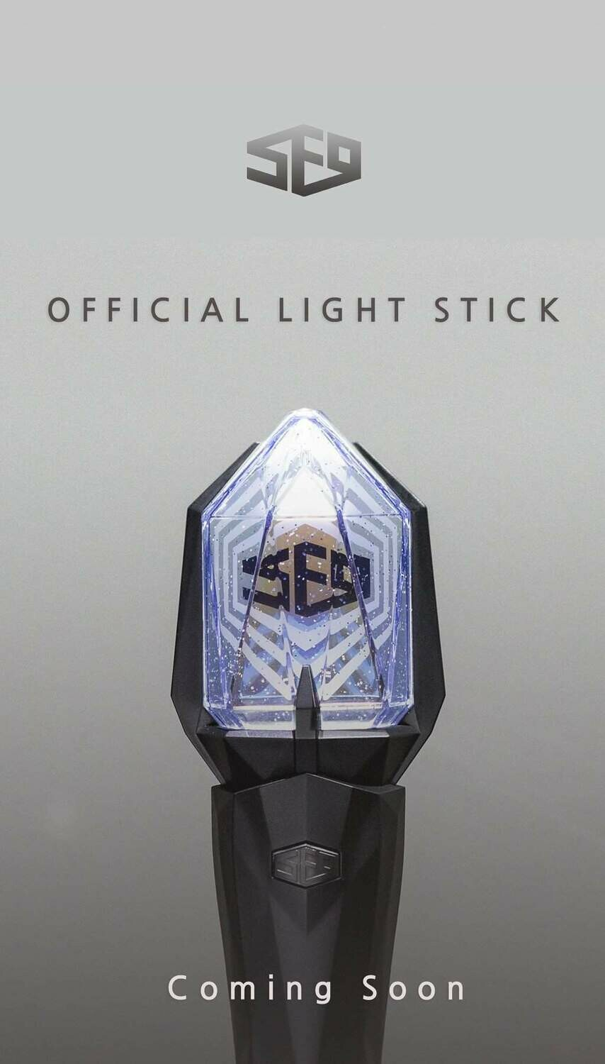 SF9 Official Light Stick