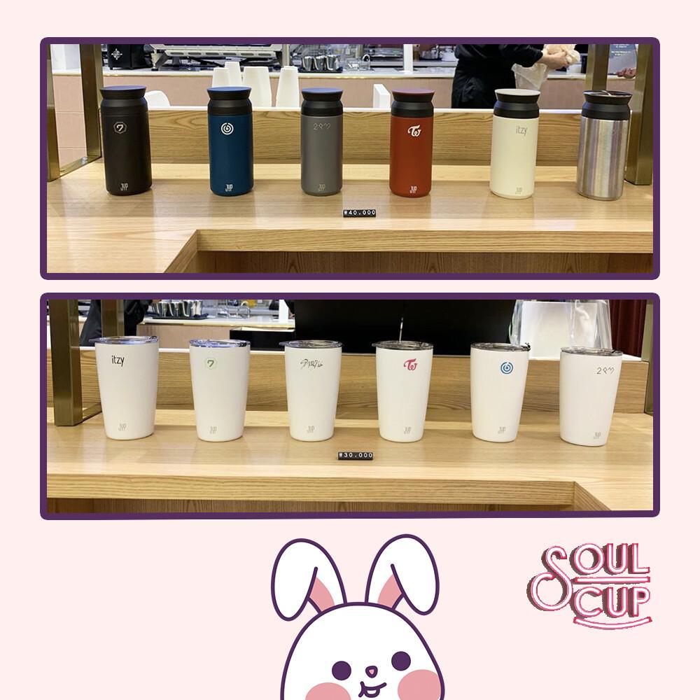 JYP Soul Cup Tumbler & Cup