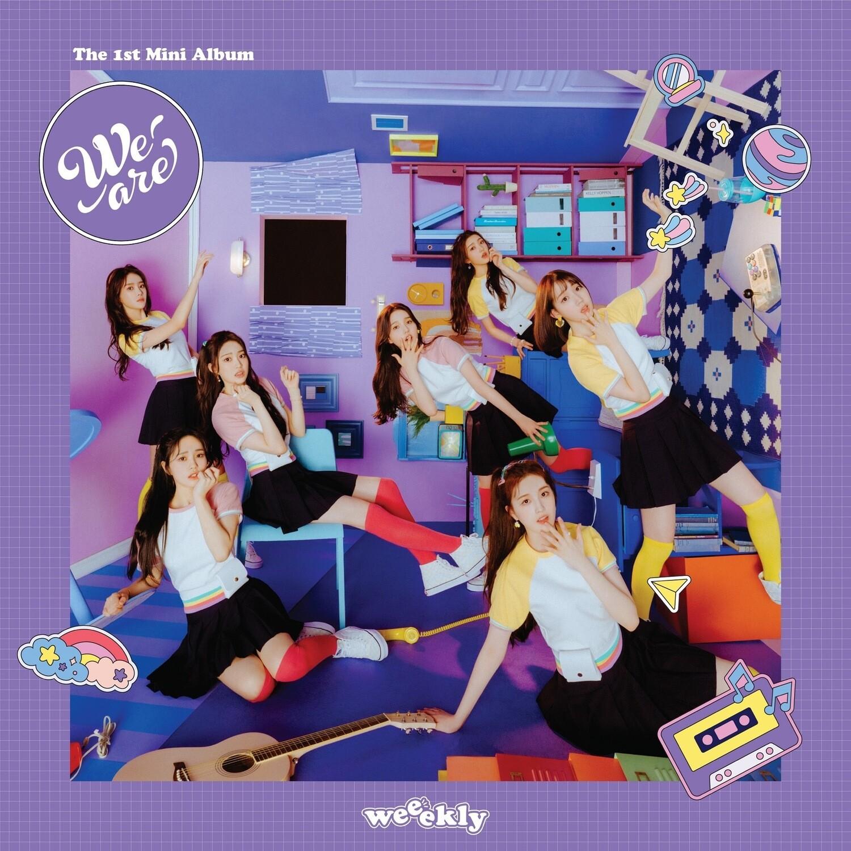 Weeekly Debut Album - [We Are]