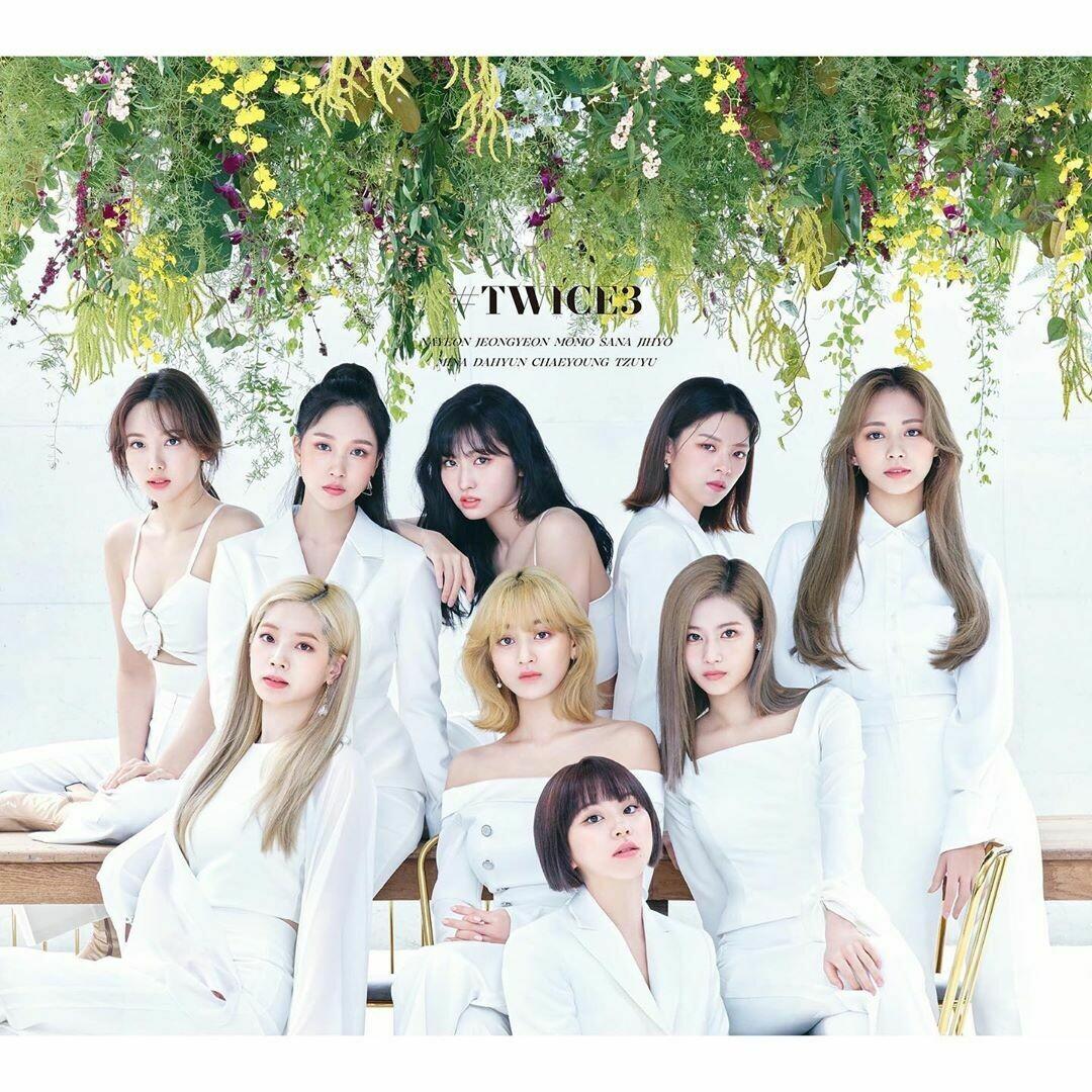 TWICE 3rd Best Album - #TWICE3