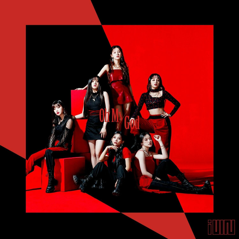 (G)I-DLE JAPAN 2nd Mini Album「Oh My God」