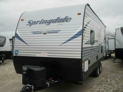 2021 SUMMERLAND 202RD BY KEYSTONE RV