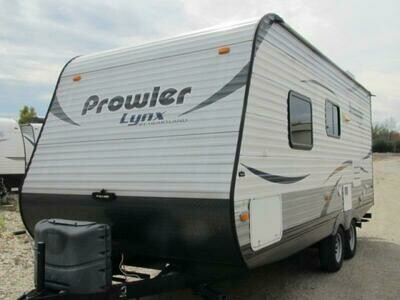 2015 PROWLER LYNX 18LX BY HEARTLAND RV