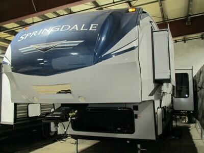 2021 SPRINGDALE 253FWRE BY KEYSTONE RV