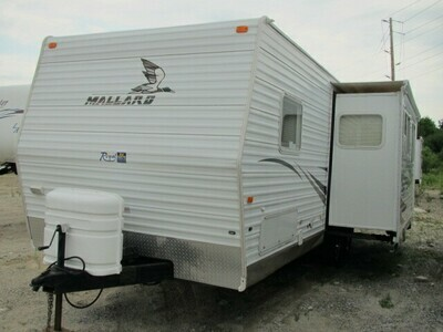 2007 MALLARD 26BHS BY HEARTLAND RV