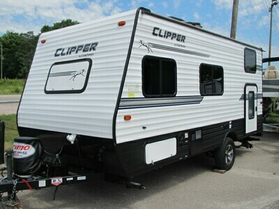2018 CLIPPER 17BH BY COACHMEN RV
