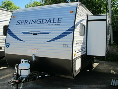 2021 SUMMERLAND MINI 1760BH BY KEYSTONE RV