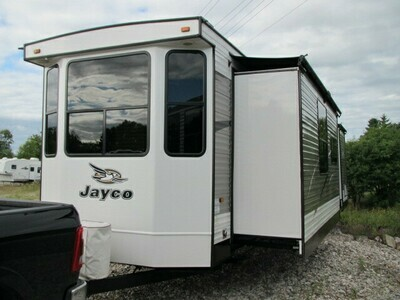 2016 JAYFLIGHT BUNGALOW 40FKDS BY JAYCO