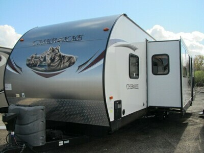 2013 CHEROKEE 294BH BY FOREST RIVER