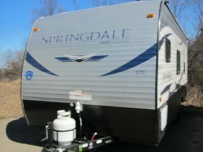 2021 SUMMERLAND 1800BH MINI BY KEYSTONE RV