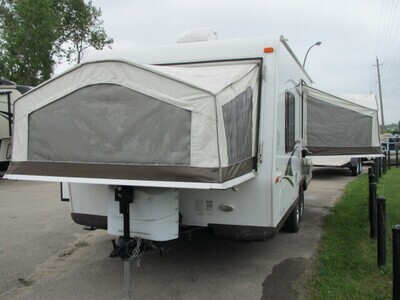 2014 ROCKWOOD ROO 183 BY FOREST RIVER