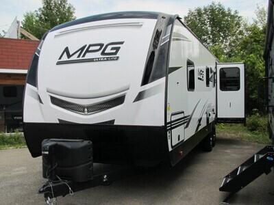 2022 MPG 2780RE BY CRUISER RV