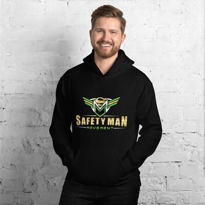 Safety Man Unisex Hoodie