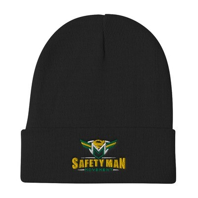 SMM Embroidered Beanie