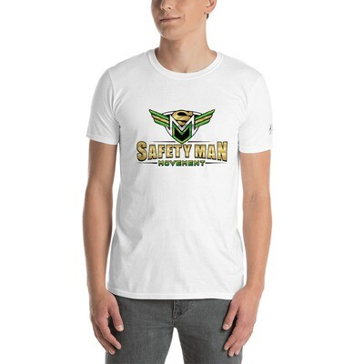 SMM White Short-Sleeve Unisex T-Shirt