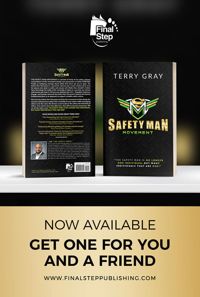 The Safety Man Movement Book