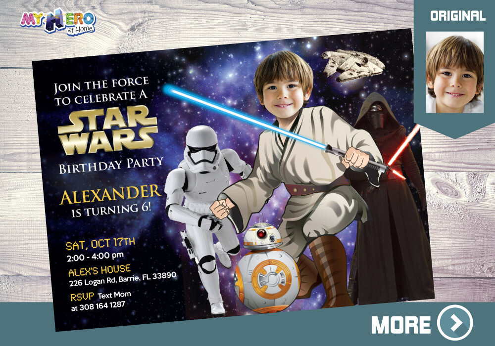 Star Wars Invitation. Jedi Invitation. Star Wars Party. Jedi Party Ideas. Star Wars Birthday. Star Wars Decor. Kylo Ren. Stormtroopers. 007