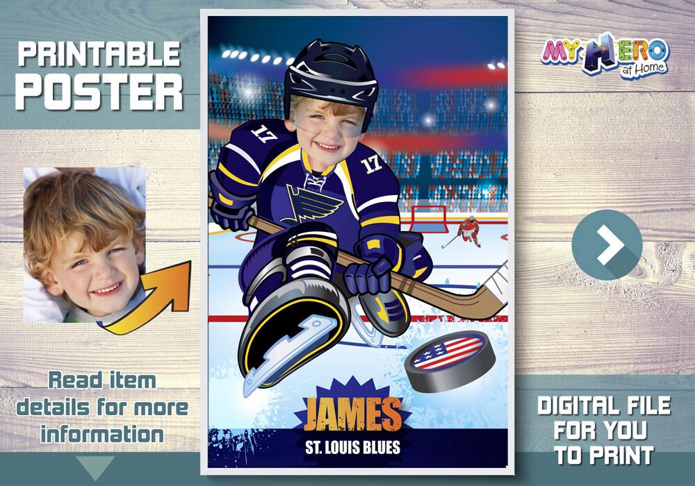 Hockey Poster, Hockey Room Decor, Hockey Backdrop, Hockey Art poster, Custom Hockey Poster, Ice Hockey Poster, Hockey Fans Gifts. 347