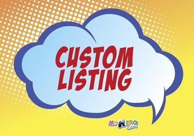 Custom Listing
