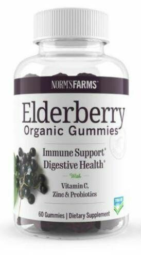 Elderberry Gummies - Adult