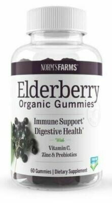 Elderberry Gummies - Adult