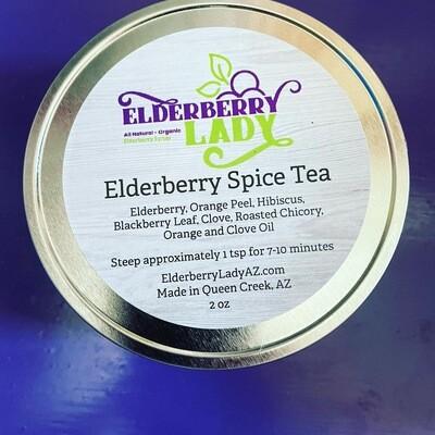 Elderberry Spice Loose Leaf Tea