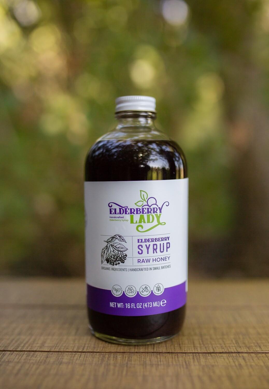 Elderberry Syrup - One Pint