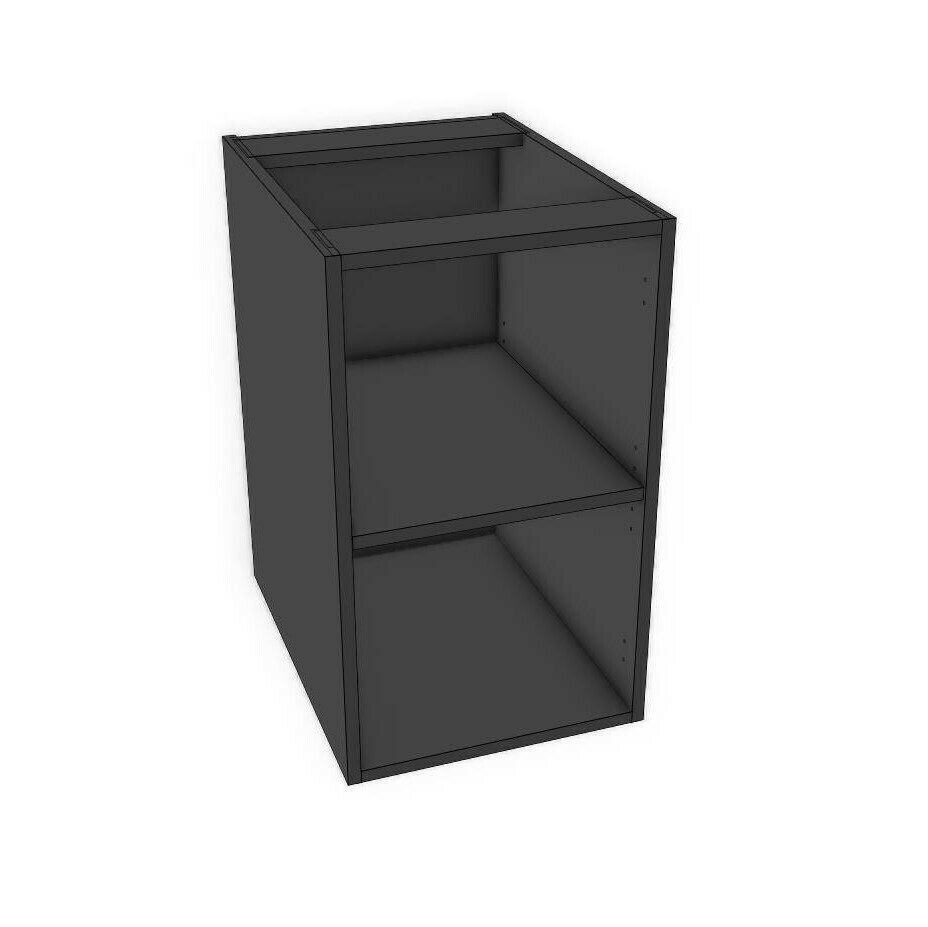 "Base Cabinets - Black Melamine (30"" - 36"")"