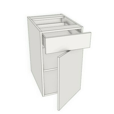 Drawer Over Door - White Melamine (12