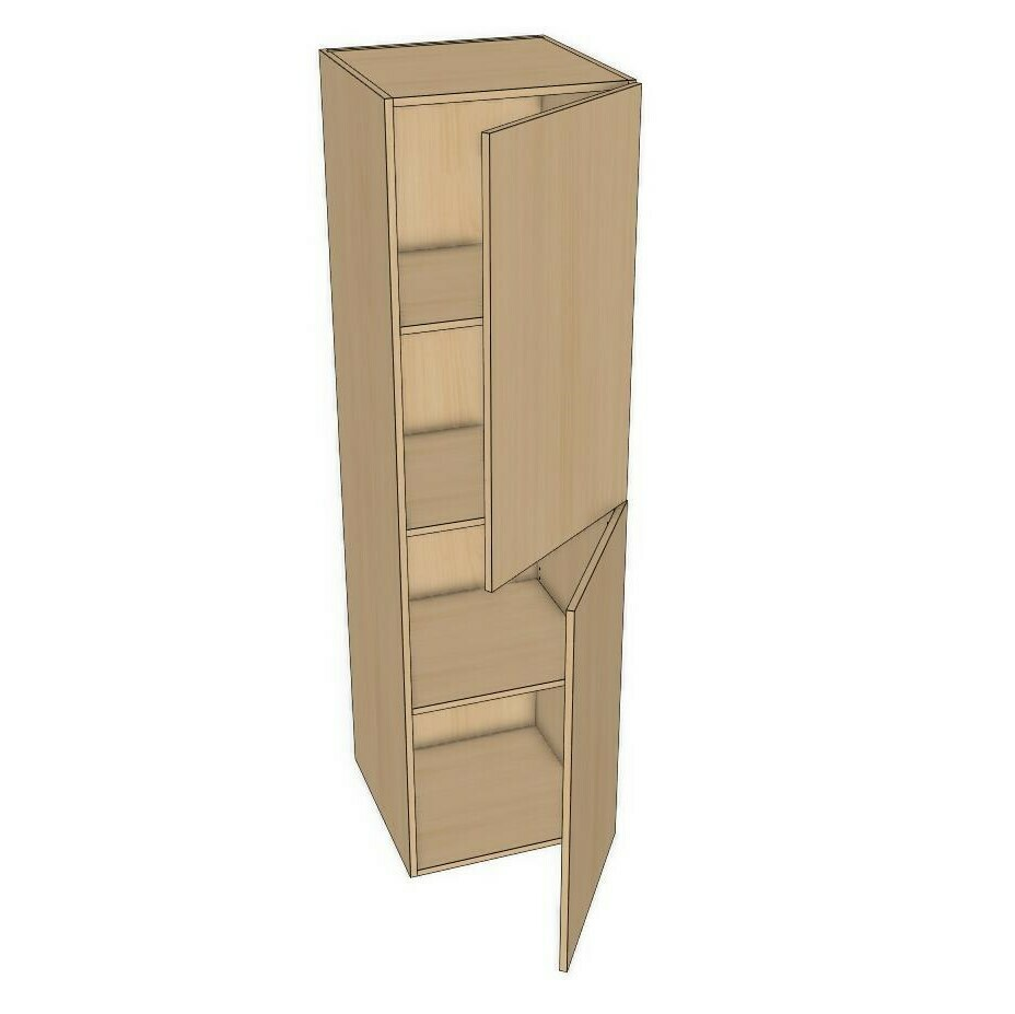 "Tall Cabinets - Maple Melamine (18"" - 24"")"