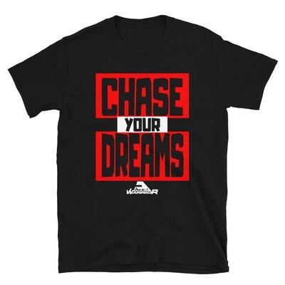 Chase your Dreams Ace-1 Warrior T-shirt