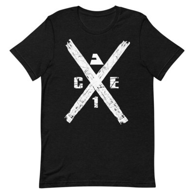 Ace-1 Warrior Totally Crossed out T-Shirt