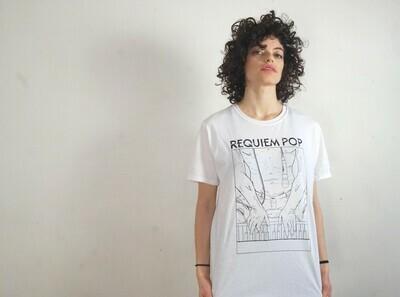 REQUIEM POP (White) - TShirt