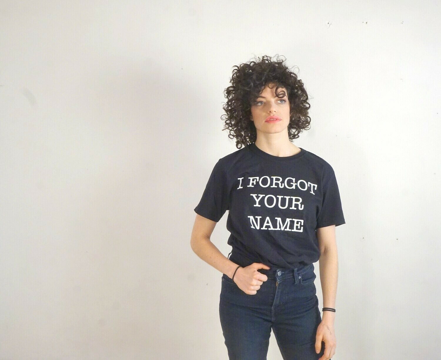 I FORGOT YOUR NAME - TShirt Small