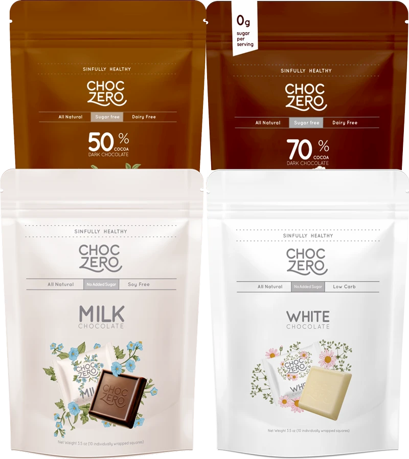 Keto Chocolate Squares