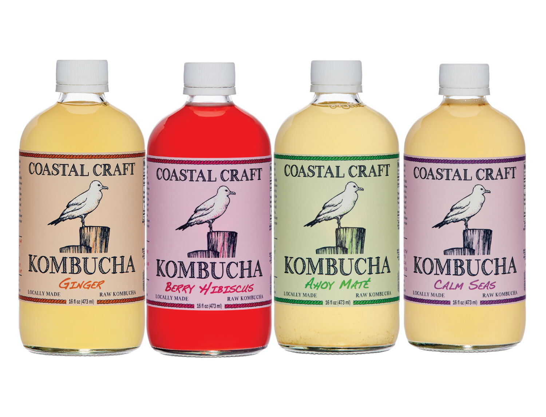 4 Pack (16oz Bottles)-Choose Your Flavor(s)