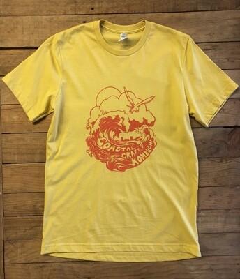 T-shirt Wave Goddess