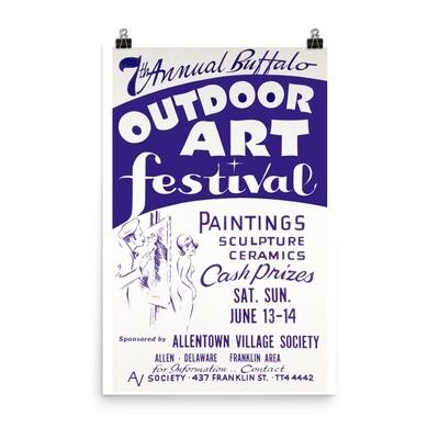 7th Allentown Art Festival