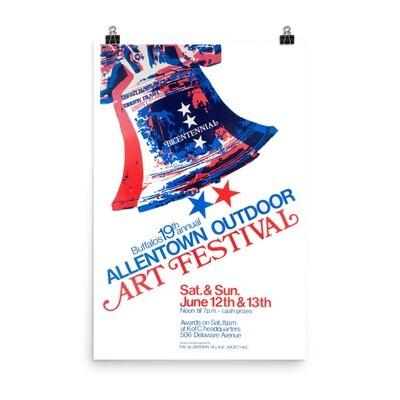 19th Allentown Art Festival