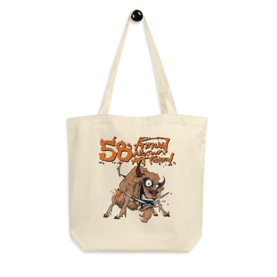 58th Allentown Art Festival Eco Tote Bag