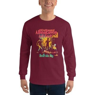 62nd Allentown Art Festival Long Sleeve T-Shirt