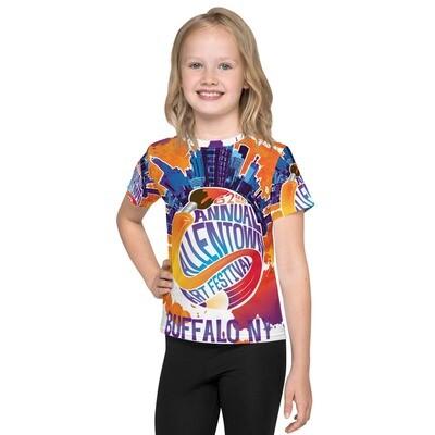 62nd Allentown Art Festival 2nd Place Kids T-Shirt