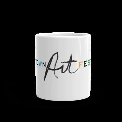 Mug Allentown Art Festival Logo